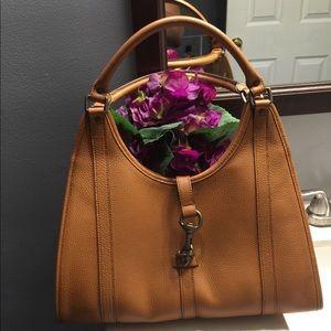 Authentic Cognac colored Gucci handbag